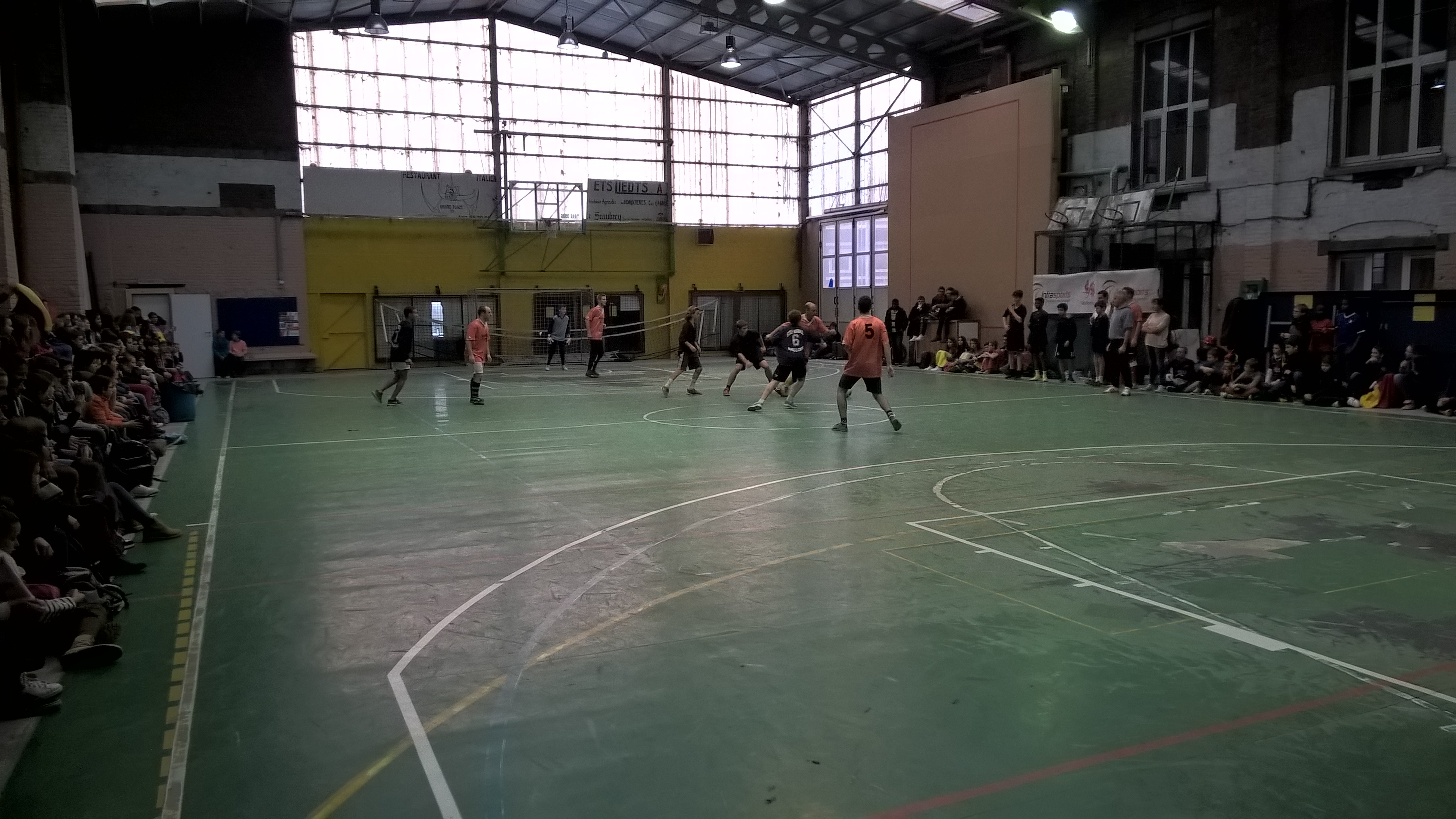 Match Saint-Nicolas 2015