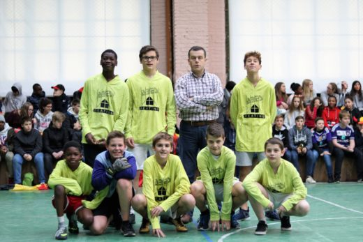 Match Saint-Nicolas 2017